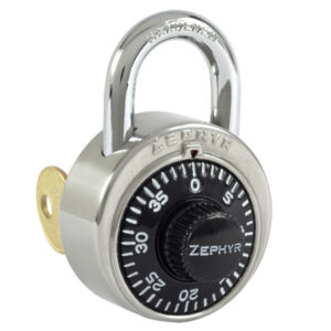 Master Lock #1525 General Security Combination Padlock with